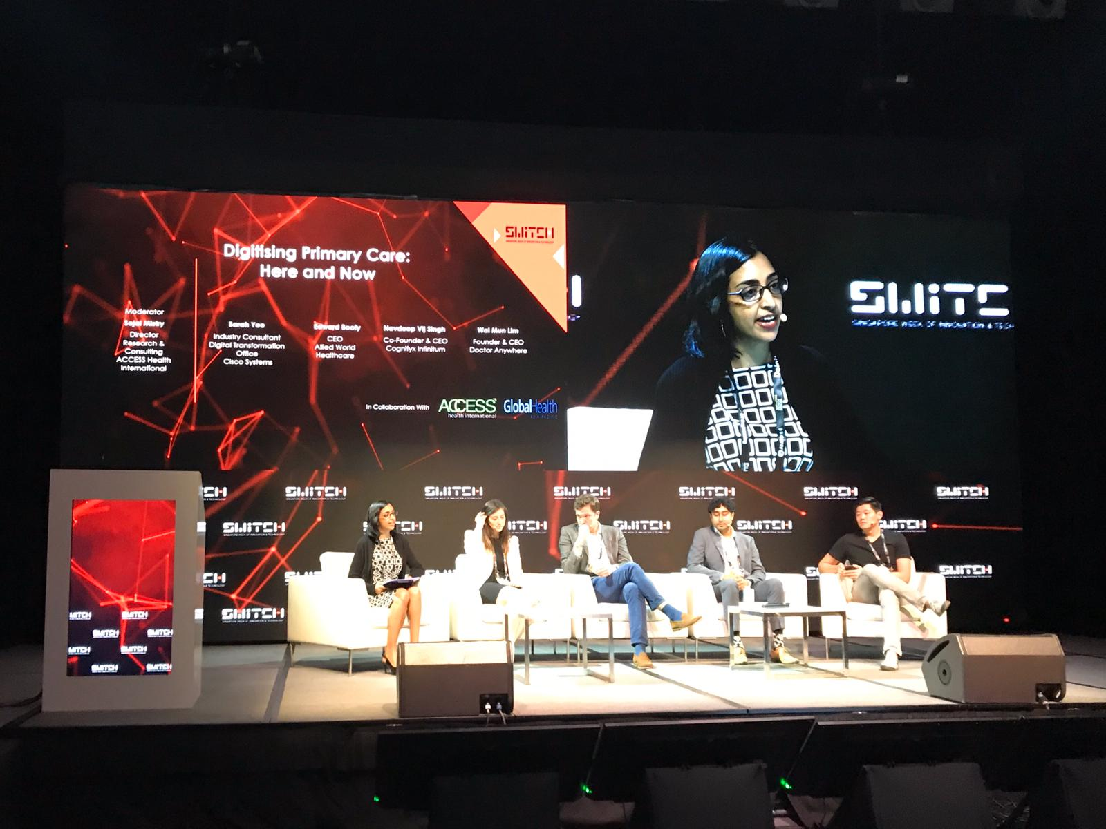 Singapore Fintech Festival: Why we need to digitize primary care – here and now