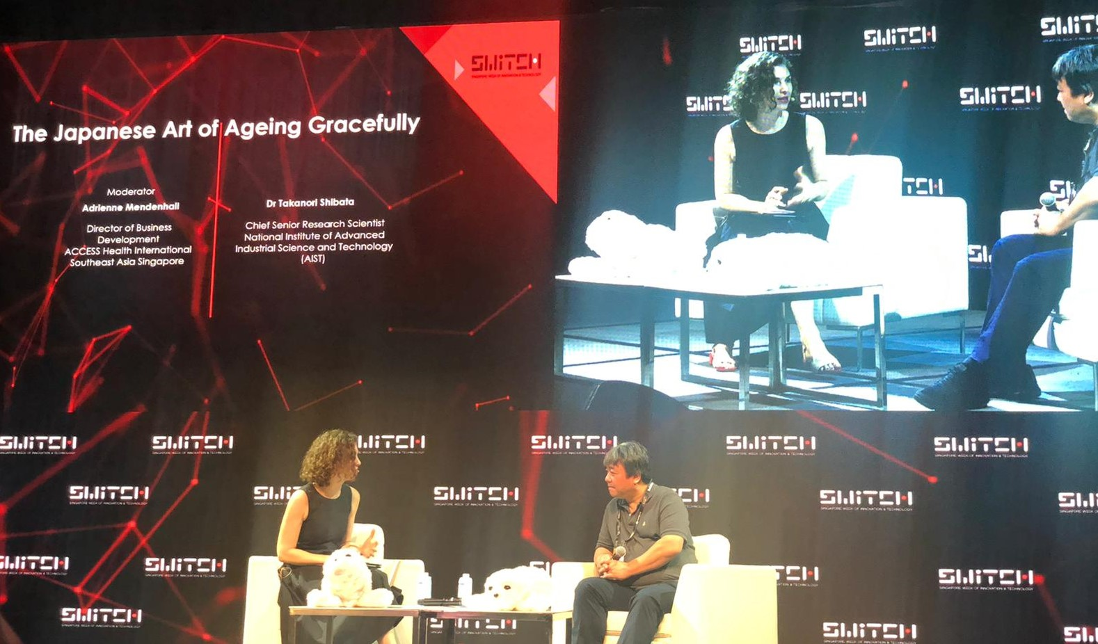 Singapore Fintech Festival: The Japanese Art Of Ageing Gracefully